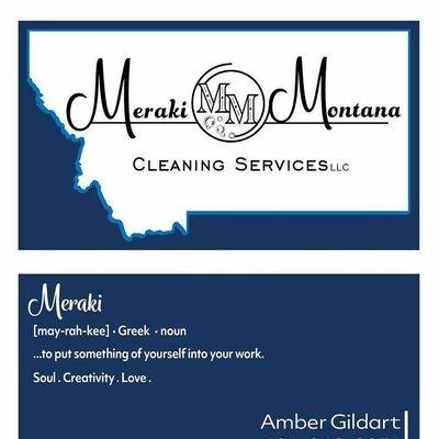 Avatar for Meraki Montana Cleaning Services