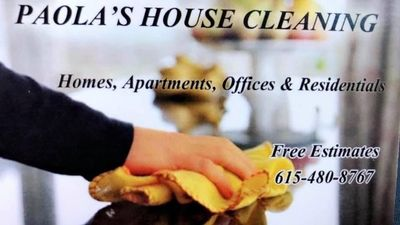 Avatar for Paola's house cleaning 6154808767