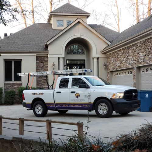 Roof Repair & Gutter Cleaning