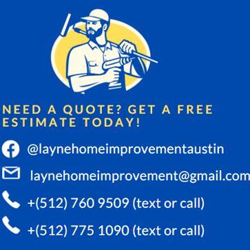 Layne Home Improvement LLC