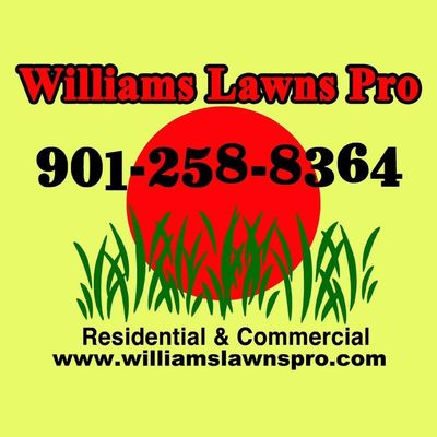 Avatar for Williams Lawns Pro