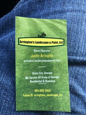 Avatar for Arrington's Landscape & Paint LLC