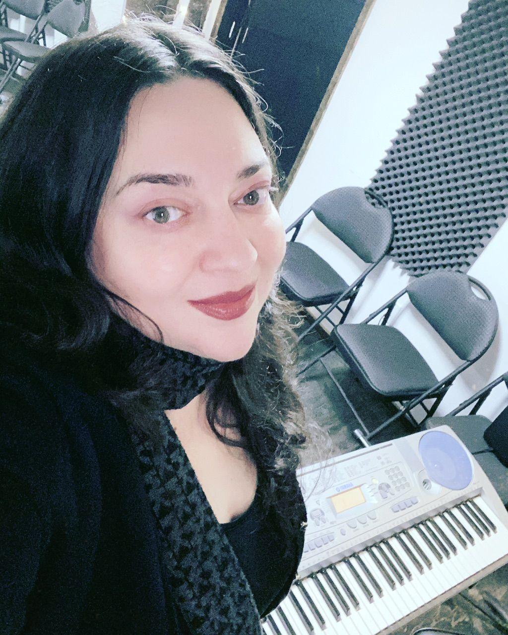 Ann Souren - Online Voice Lessons SF