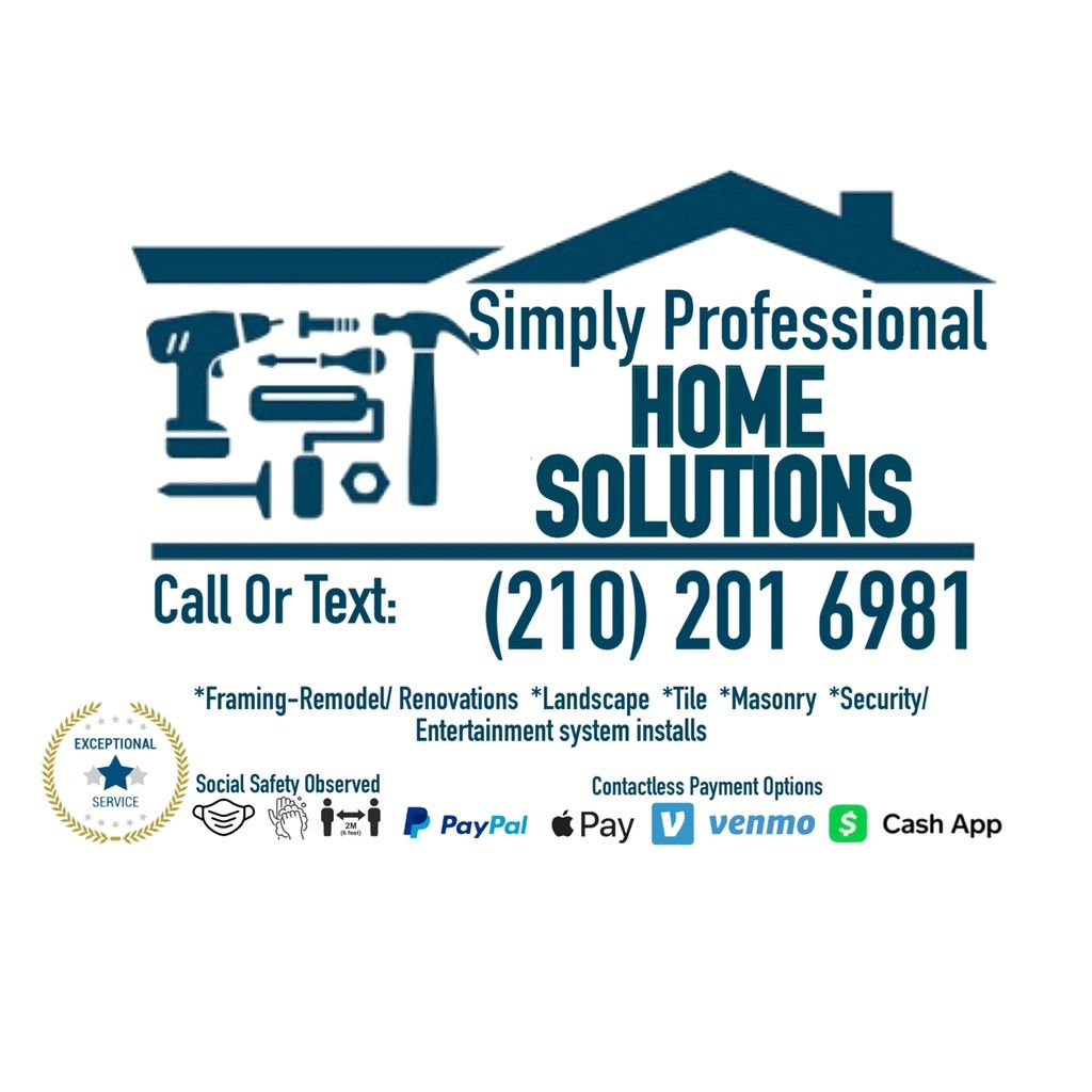 Simply Professional Home Solutions