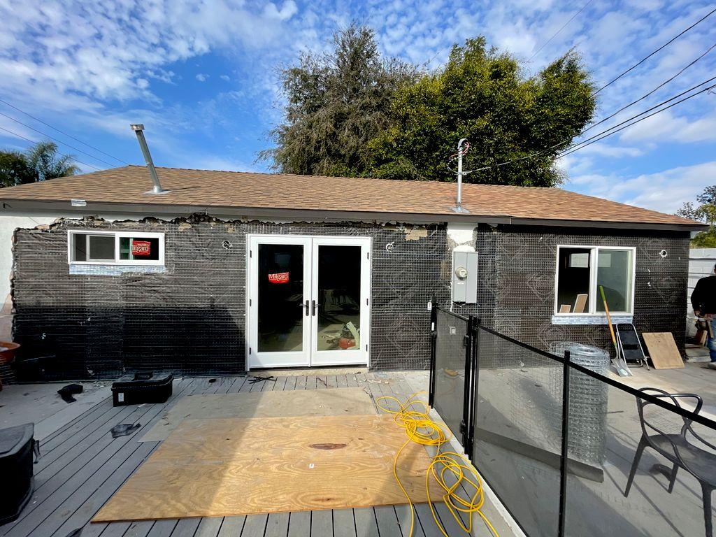 Garage conversion to ADU