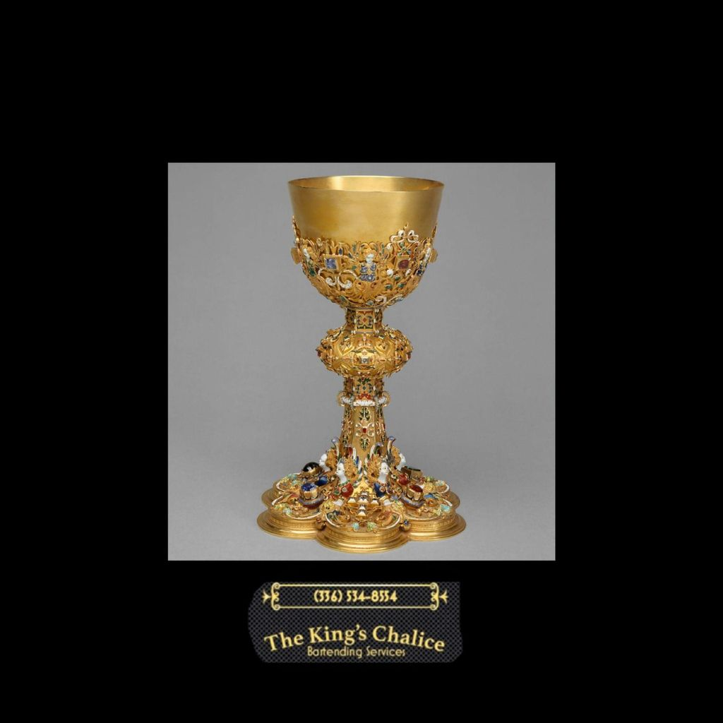 The King's Chalice 🤴🏾