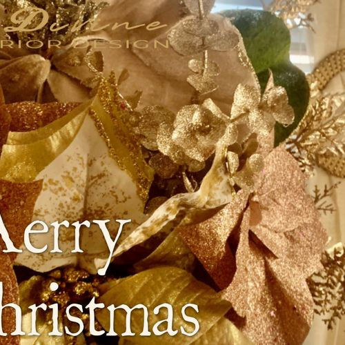 Living Room-Christmas Project