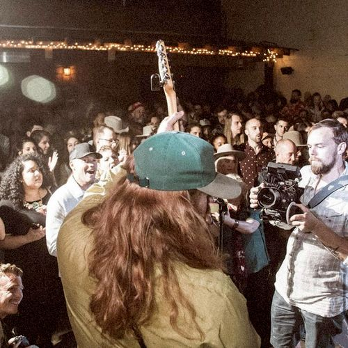 Opening for Leon Bridges at Twilite Lounge - Dallas, TX