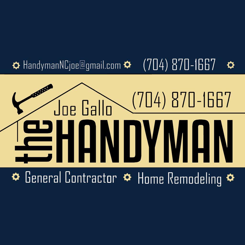 Handyman General Contractor & Home Remodeling