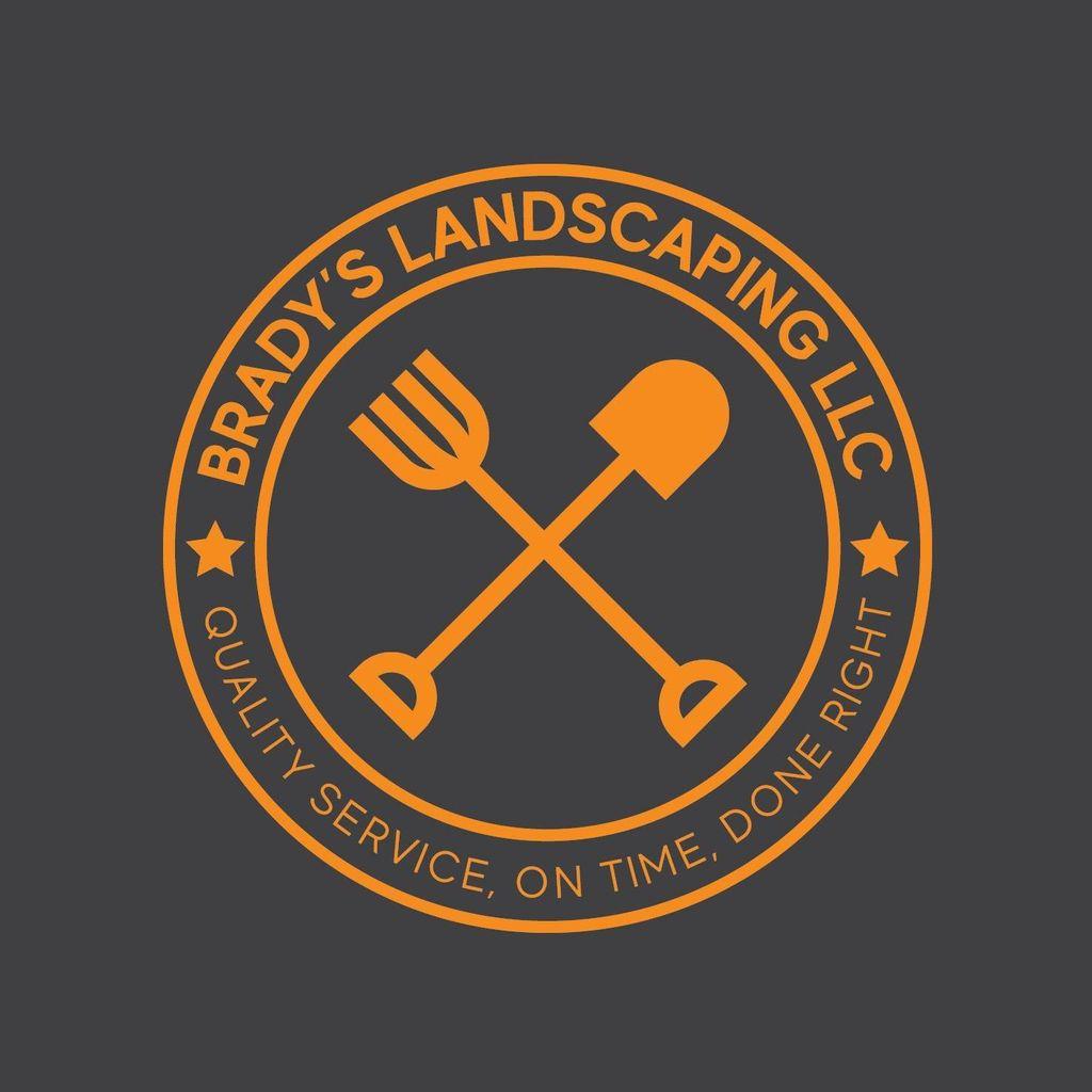 Bradys Landscaping LLC