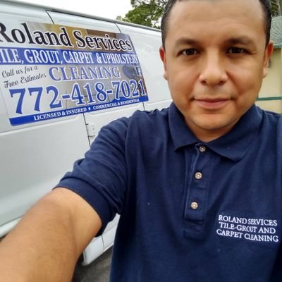 Avatar for ROLAND SERVICES CARPET TILE GROUT CLEANING