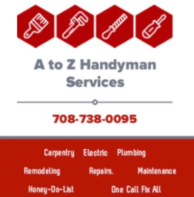 Avatar for A to Z Handyman