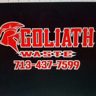 Avatar for Goliath Waste LLC
