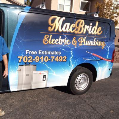 Avatar for MacBride Electric & Plumbing