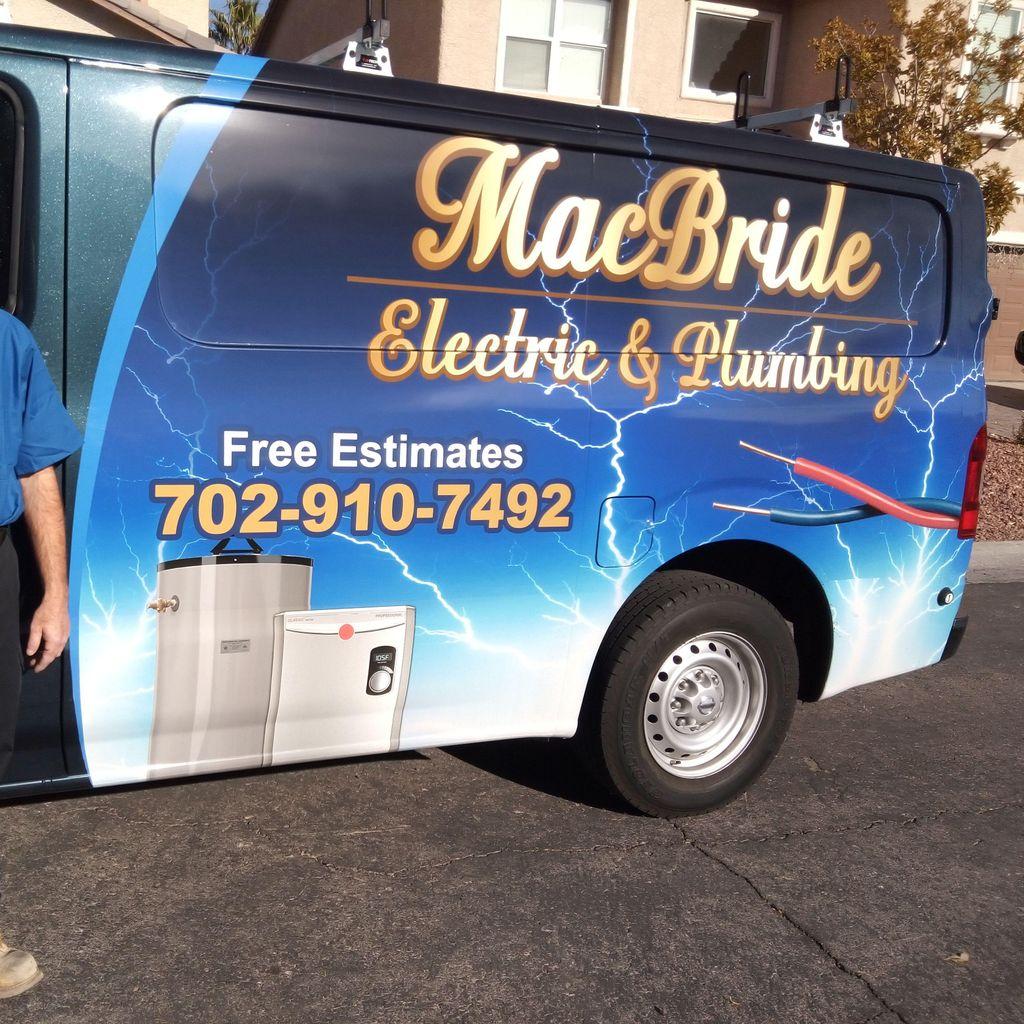 MacBride Electric & Plumbing