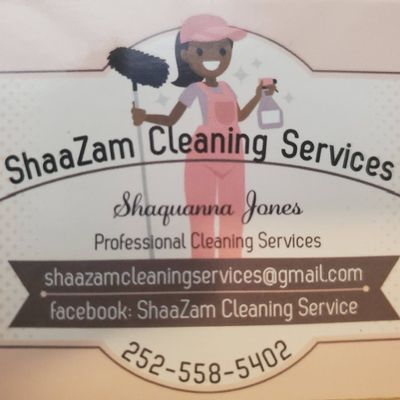 Avatar for ShaaZam Cleaning Services
