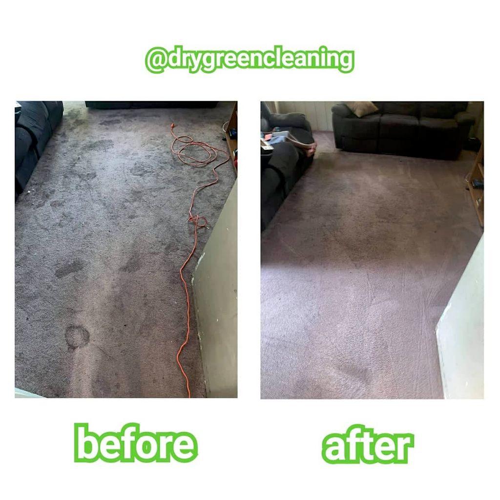 Super DEEP Carpet Cleaning
