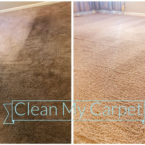 Clean My Carpet can assist you achieve dramatic results!