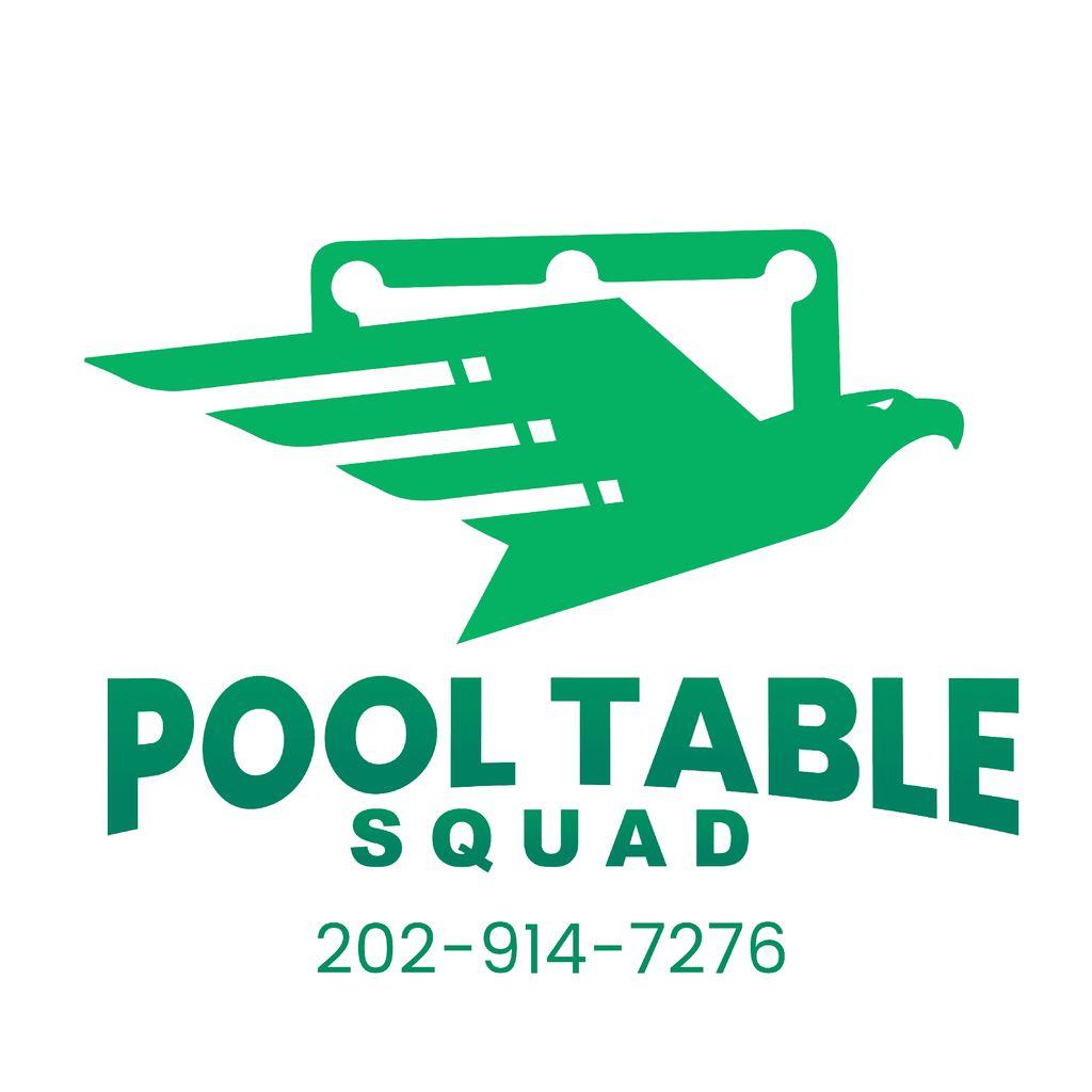 Pool Table Squad LLC - Veteran Owned