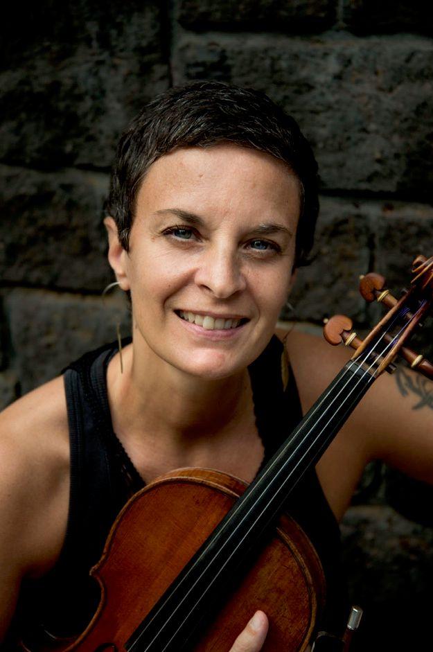 Violin Lessons with Regina