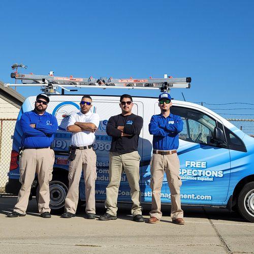 Cal Coast Technicians!