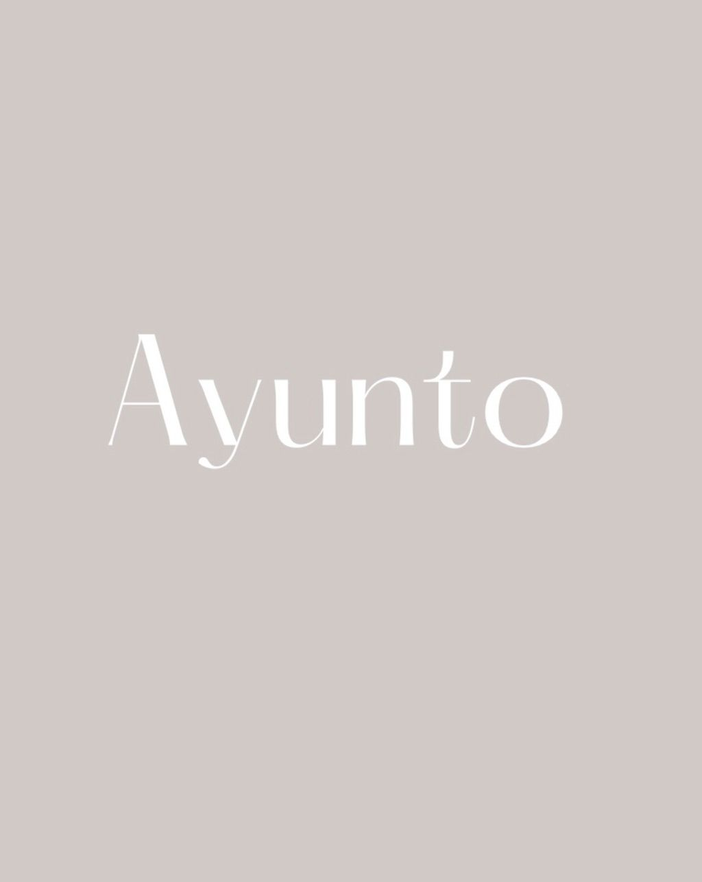 Ayunto Design Studio