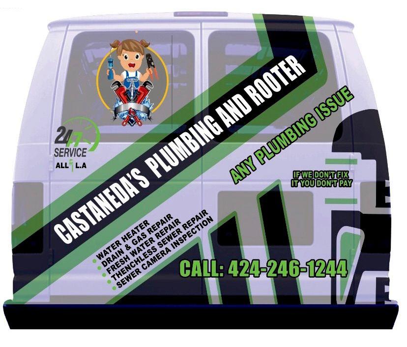 Castaneda's 24/7 Plumbing & Rooter