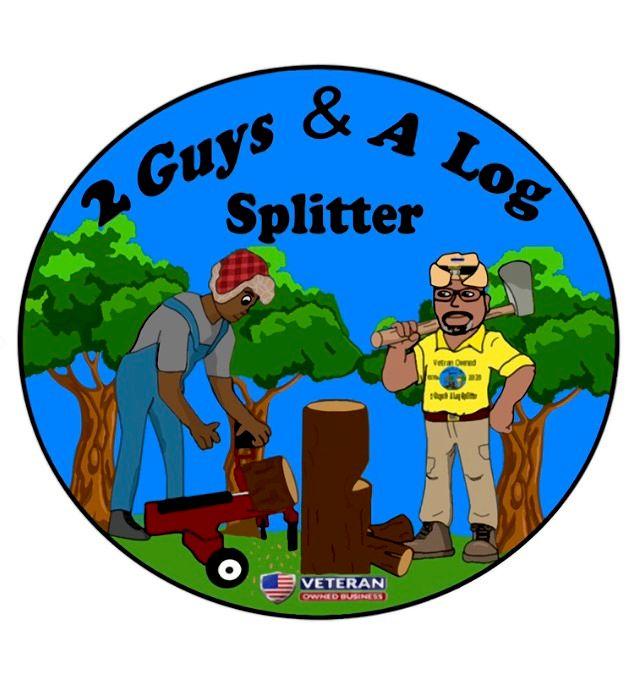 2 Guys & a Log Splitter