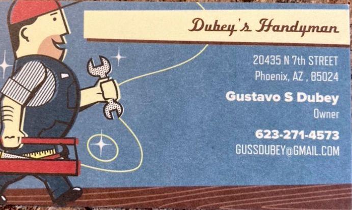 Dubey's Handyman