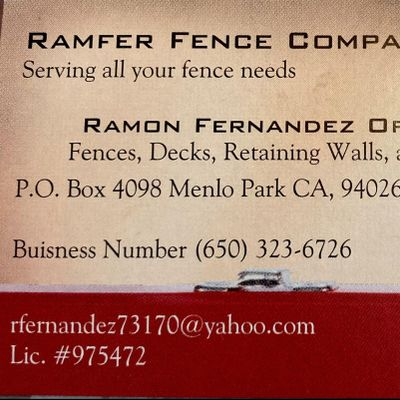 Avatar for Ramfer Fence Company
