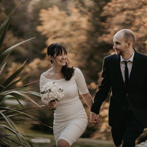 Intimate wedding in Seattle, WA