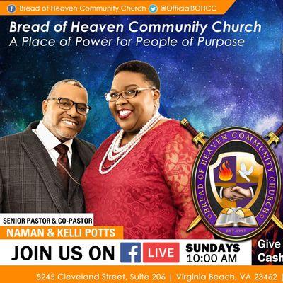 Avatar for Bread of Heaven Community Church
