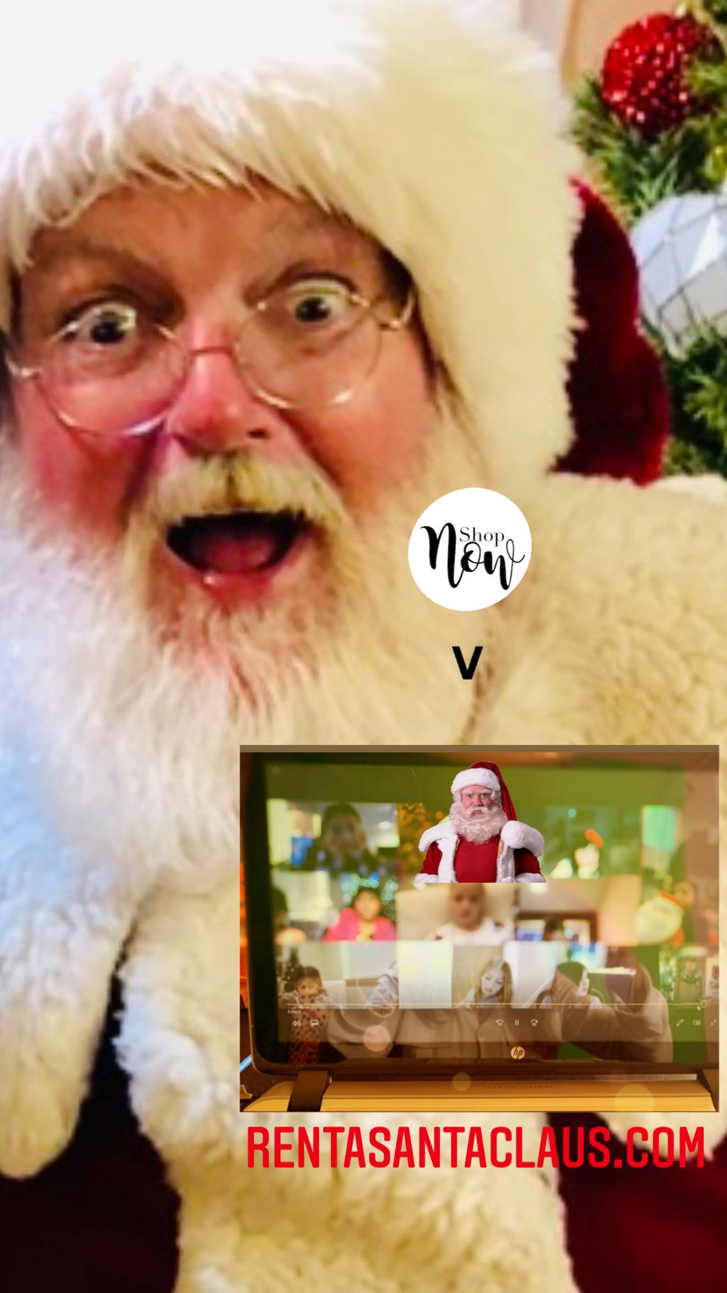 Virtual Visits with Santa