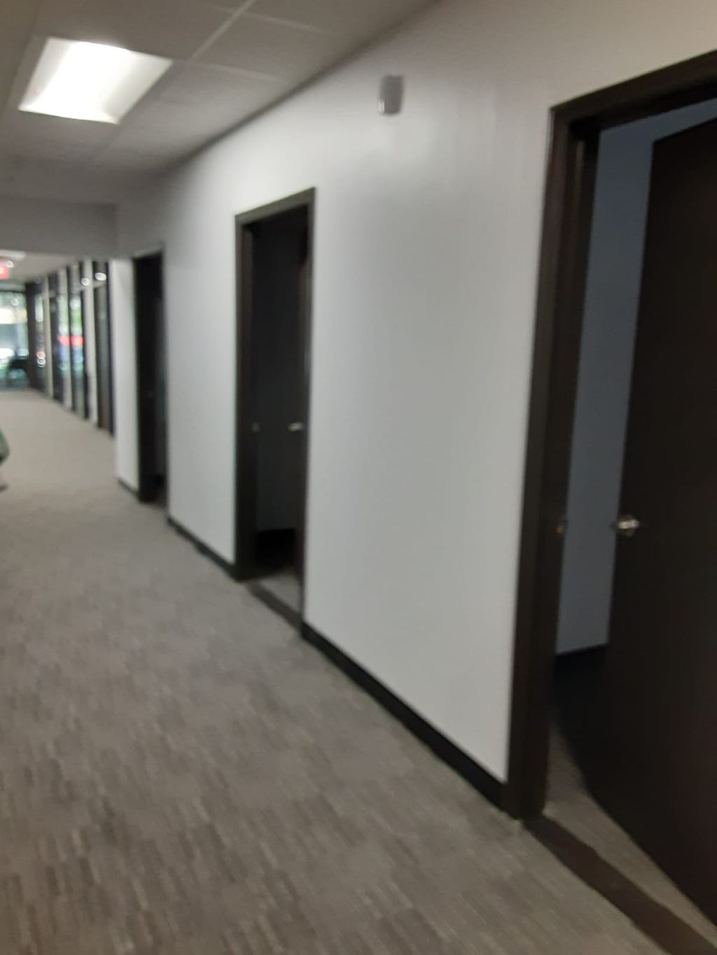 Offices fire rated  doors