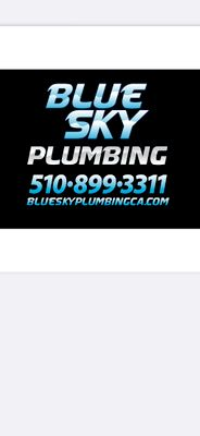 Avatar for BLUE SKY PLUMBING