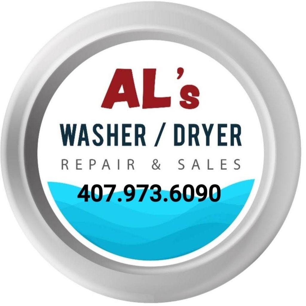 AL'S WASHER/DRYER SALES & REPAIR LLC
