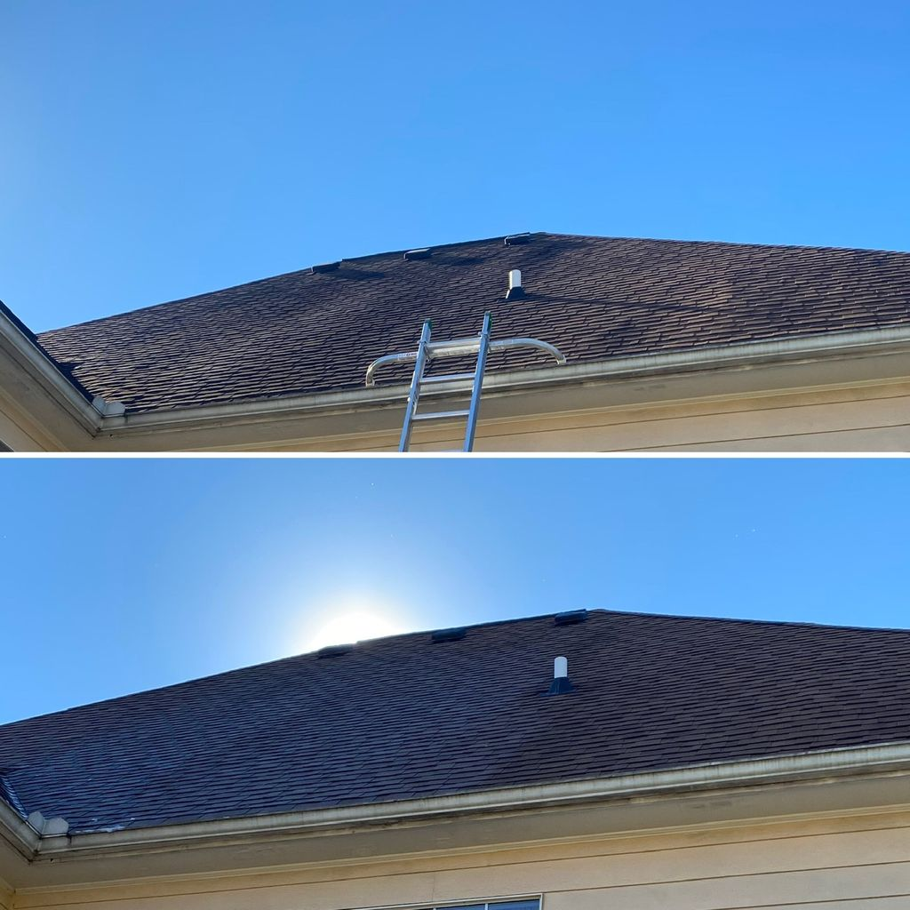 Roof Cleaning - Powder Springs 2020