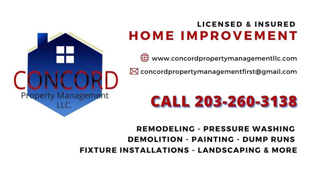 Concord Property Management LLC.