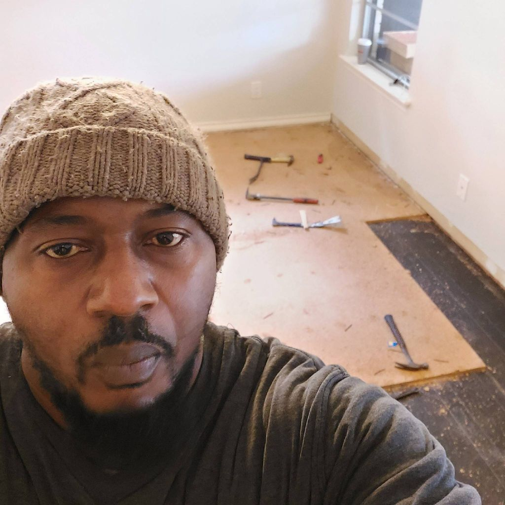 Roberts remodeling  painting and flooring
