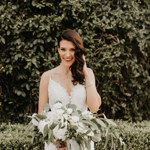 Happy Wedding Day Cara!