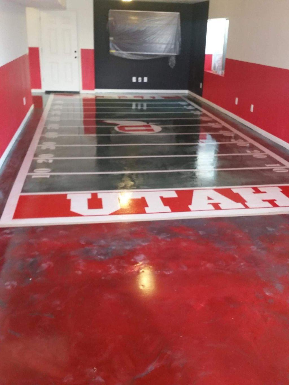 Custom Utes Floor
