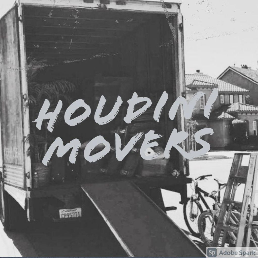 HOUDINI MOVERS
