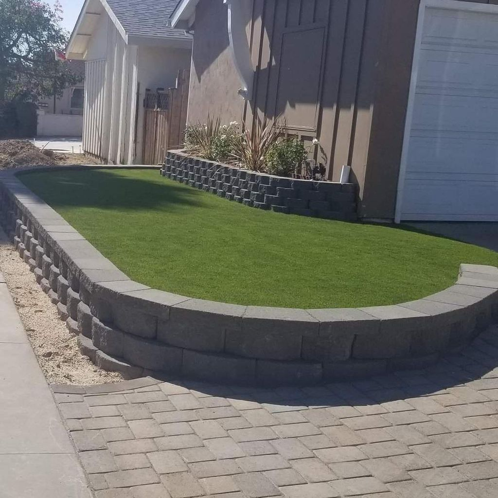 L T GARDENING AND LANDSCAPING