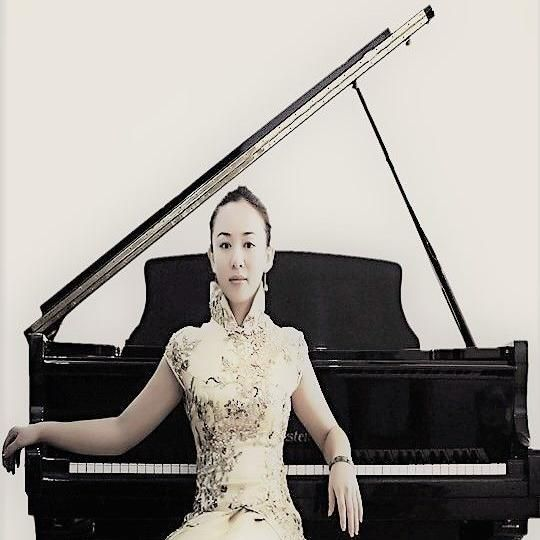 International Award Professional License Piano