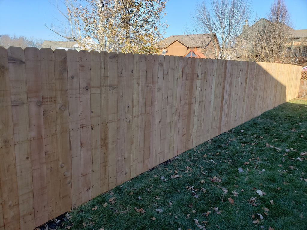 Fence and Gate Replacement