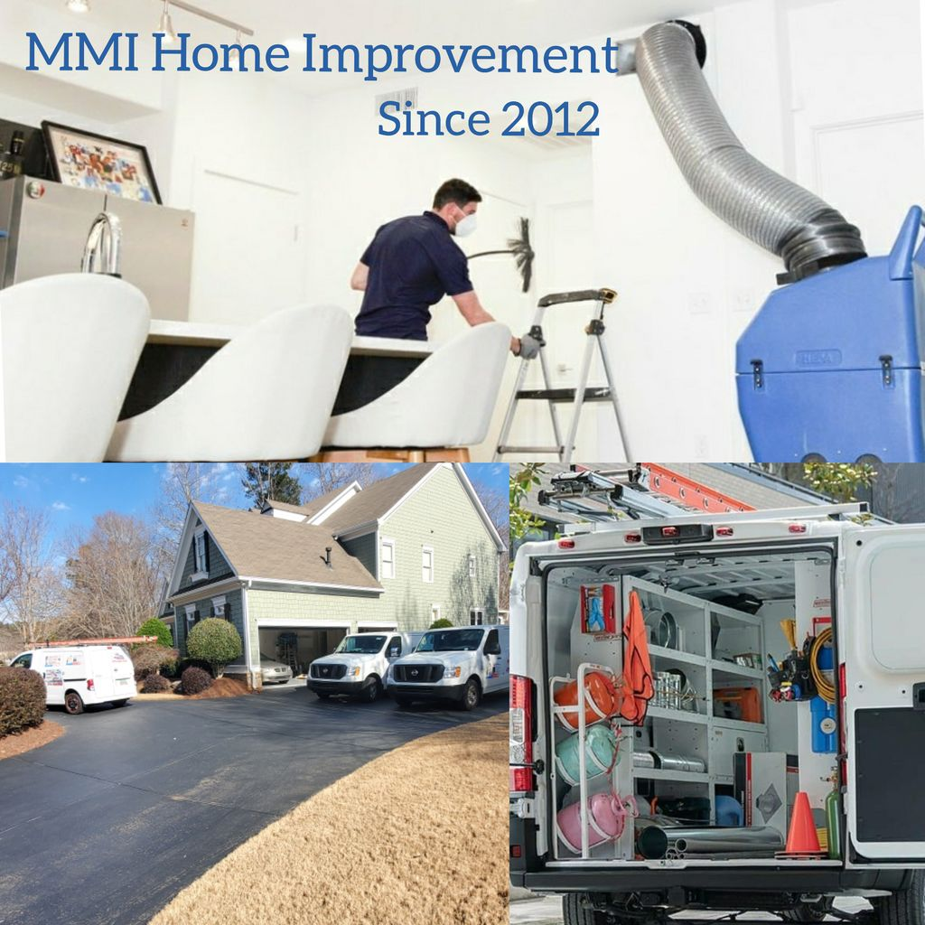 Deep Air Duct Cleaning and sanitizing