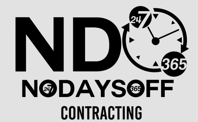 NODAYSOFF Contracting LLC