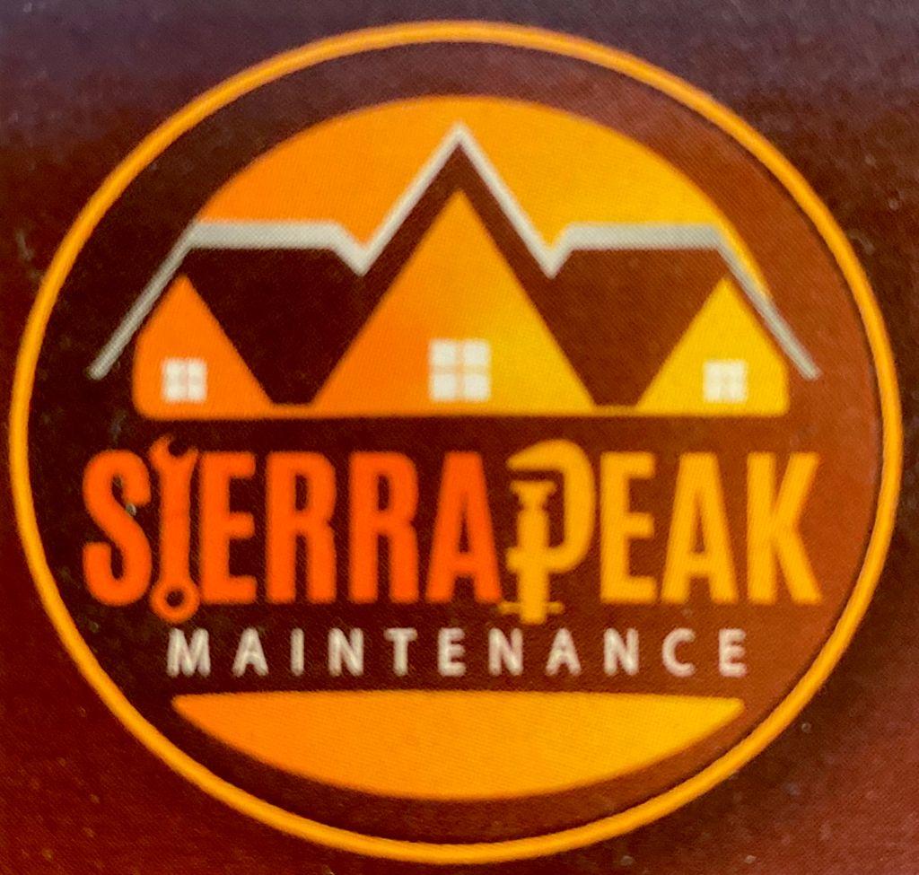 Sierra Peak Maintenance