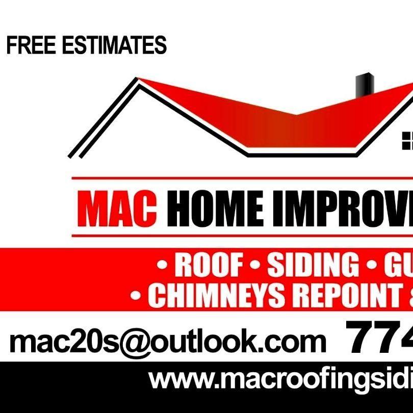 Mac home improvement inc