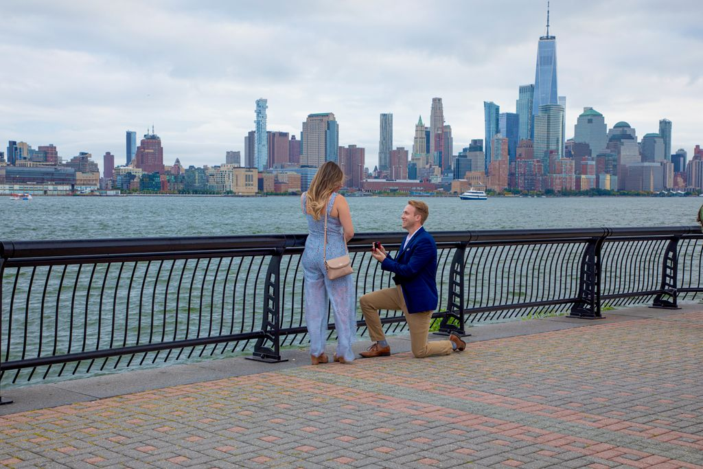 Kevin & Tayler Proposal Photoshoot